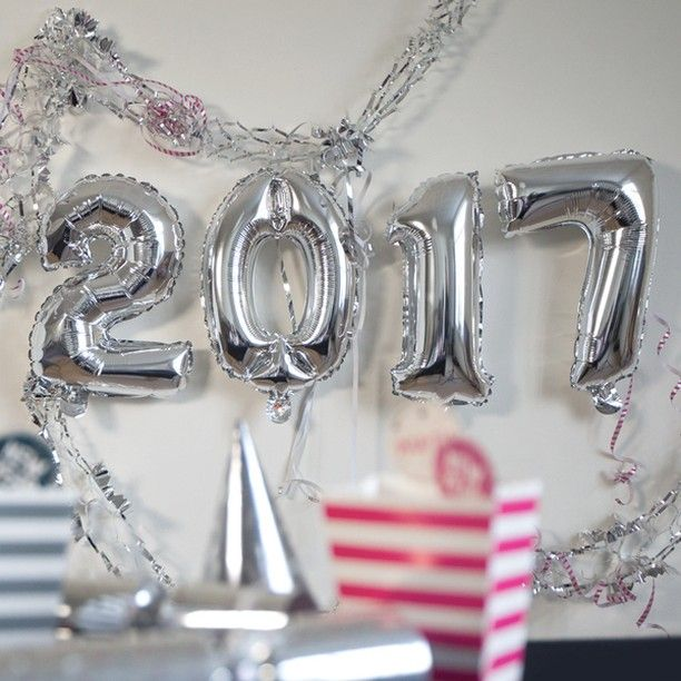 Glamorous Foil Balloons In The Numbers 2017 Price Per