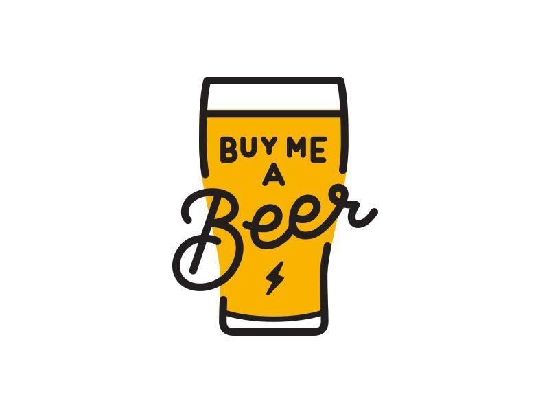 Buy Me A Beer Pub Logo Beer Beer Graphic