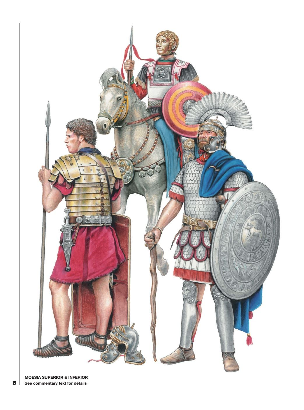 Roman Army Units In The Eastern Provinces 1 31 Bc Ad 195