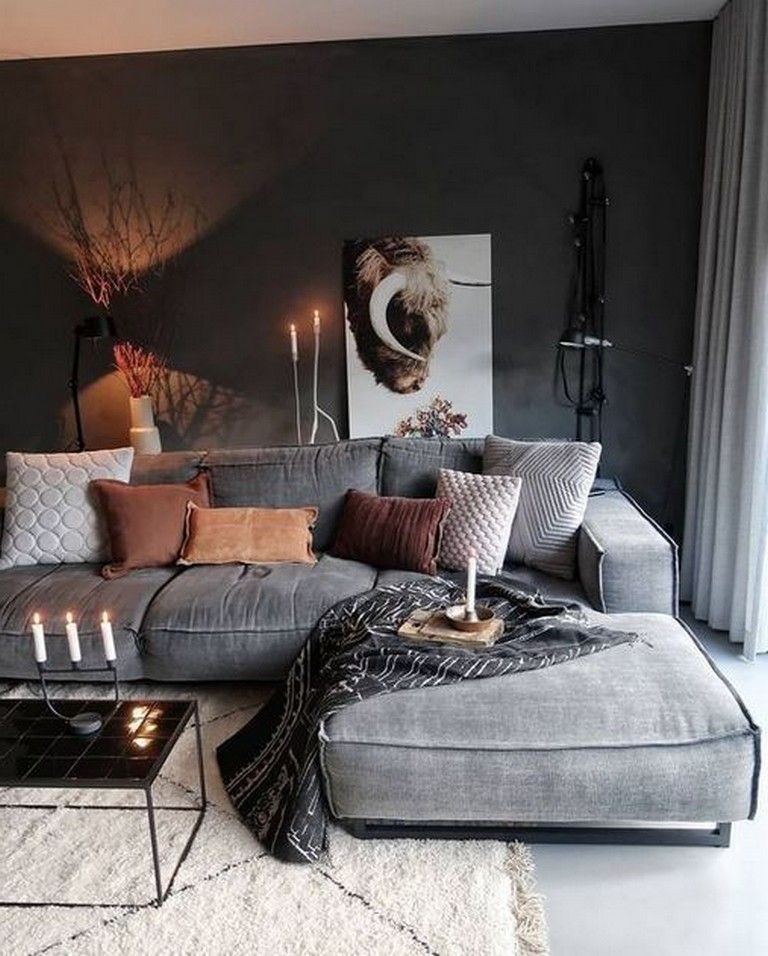 Photo of 40 Luxury Apartment Living Room Decor Ideas