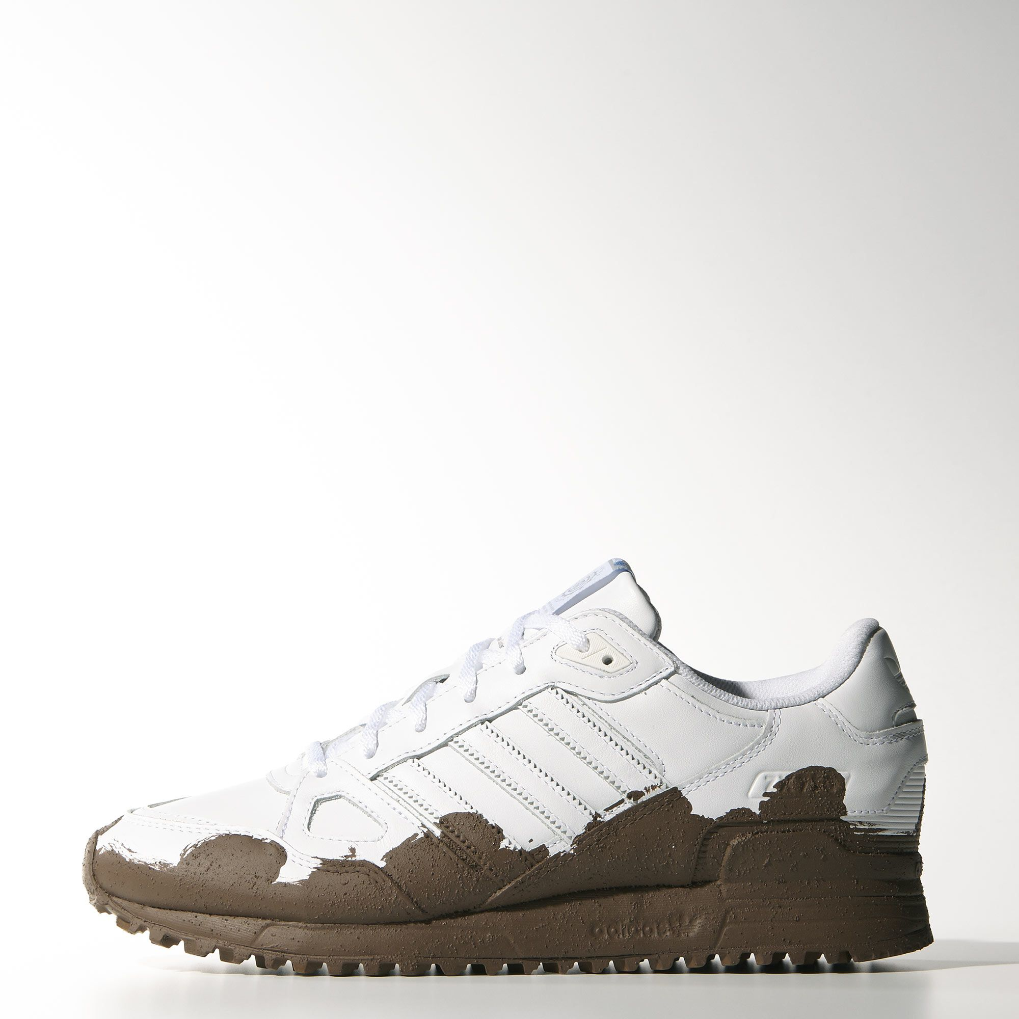 Adidas ZX 750 Shoes. These sneakers re-imagine the iconic ZX 750 running  shoe