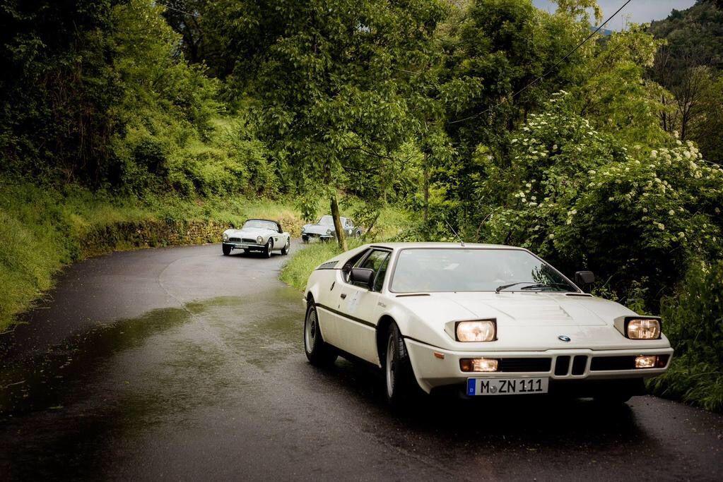 BMW M1 - Classic Bimmers.nl