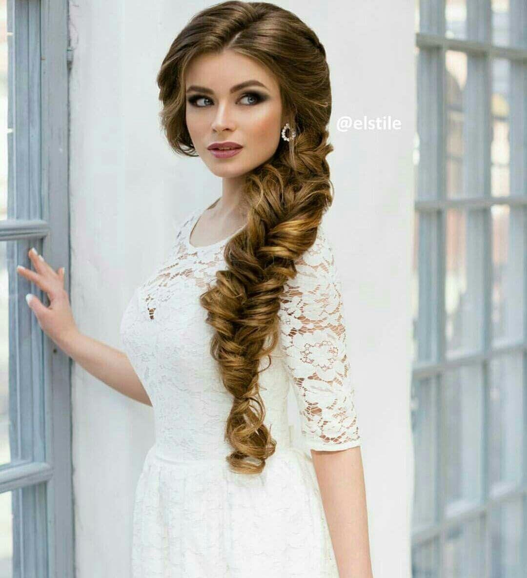 Pin by mayuri tiwari on weeding hairs | Pinterest | Hair style