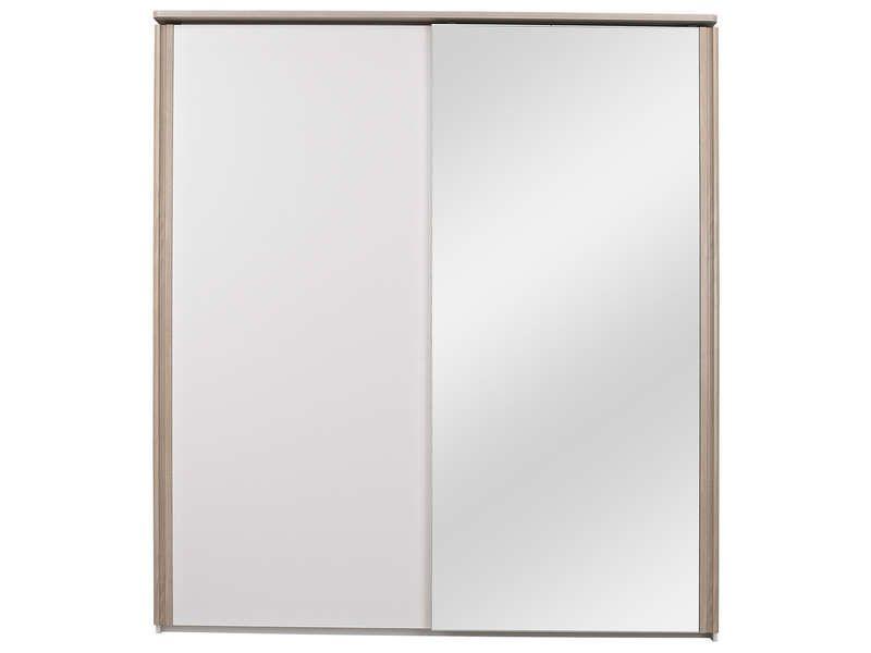 armoire 2 portes messina pas cher