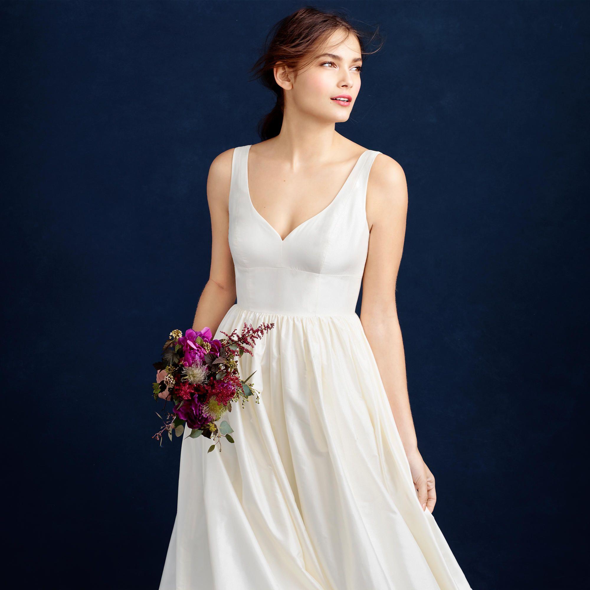 Jcrew karlie gown wedding pinterest gowns wedding and