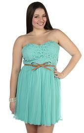 0b0418ca168 Junior Plus Size Summer Dresses