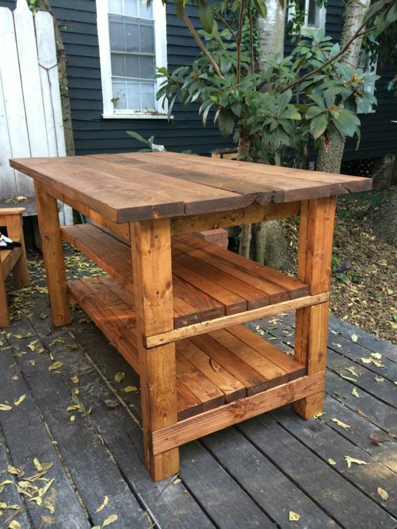 kücheninsel selber bauen | 33 elegant kücheninsel selber bauen