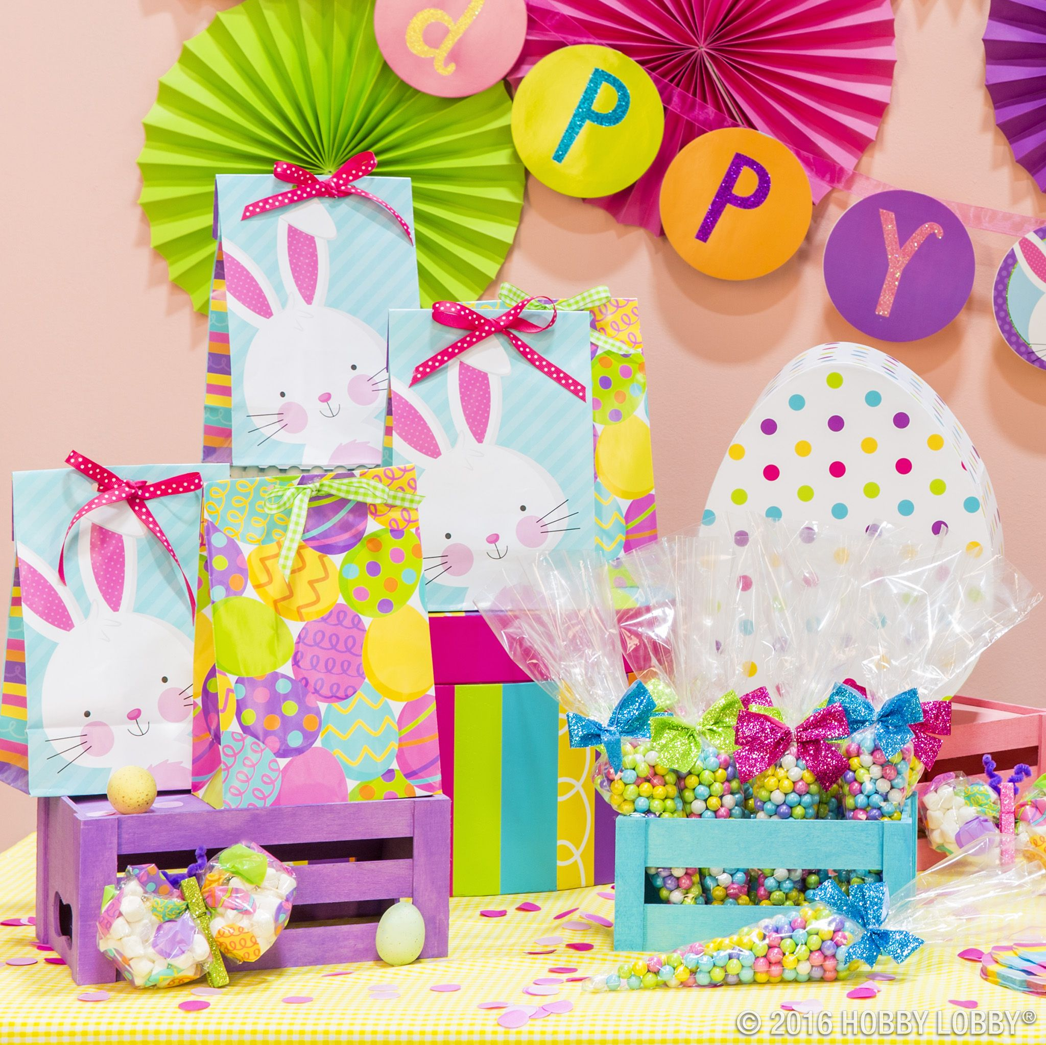 Get Egg-stra Colorful With Your Easter Décor This Year