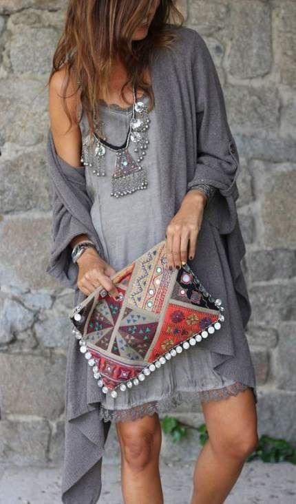 14+ Fashion Style Boho Free Spirit in 2020   Boho fashion