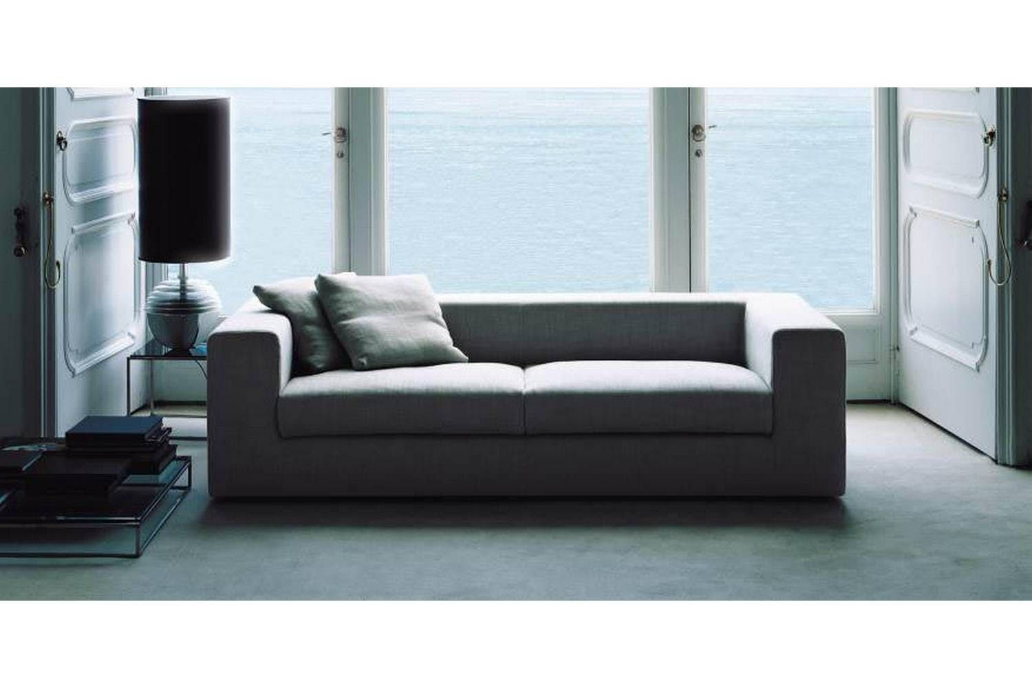 Living Divani Neowall Sofa Bed Wall Sofa Bed By Piero Lissoni For Living Divani Space