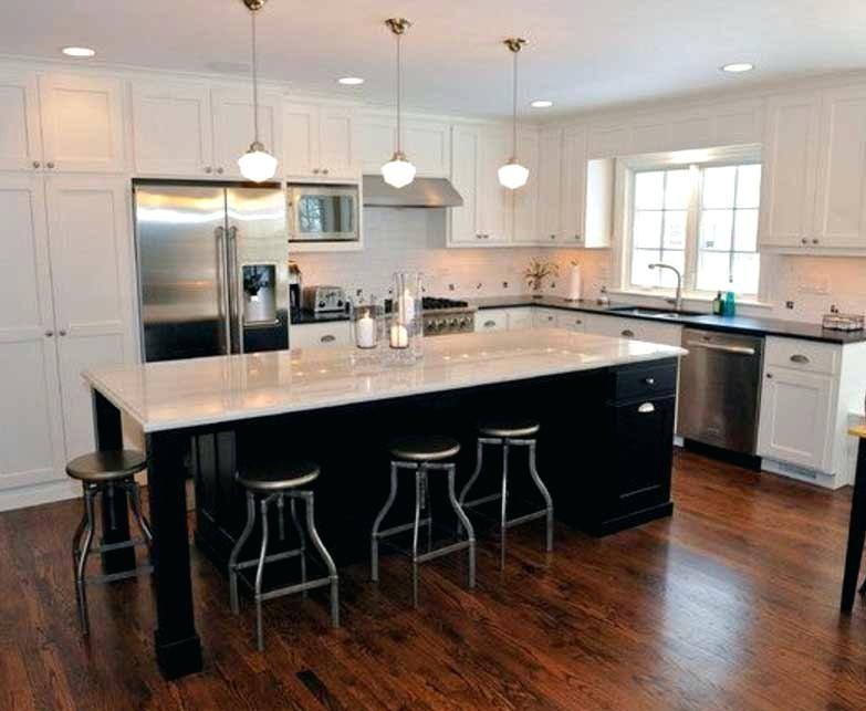 7 Inspiring Kitchens Megan Brooke Handmade Open Concept Kitchen Living Room Living Room Kitchen Kitchen Living