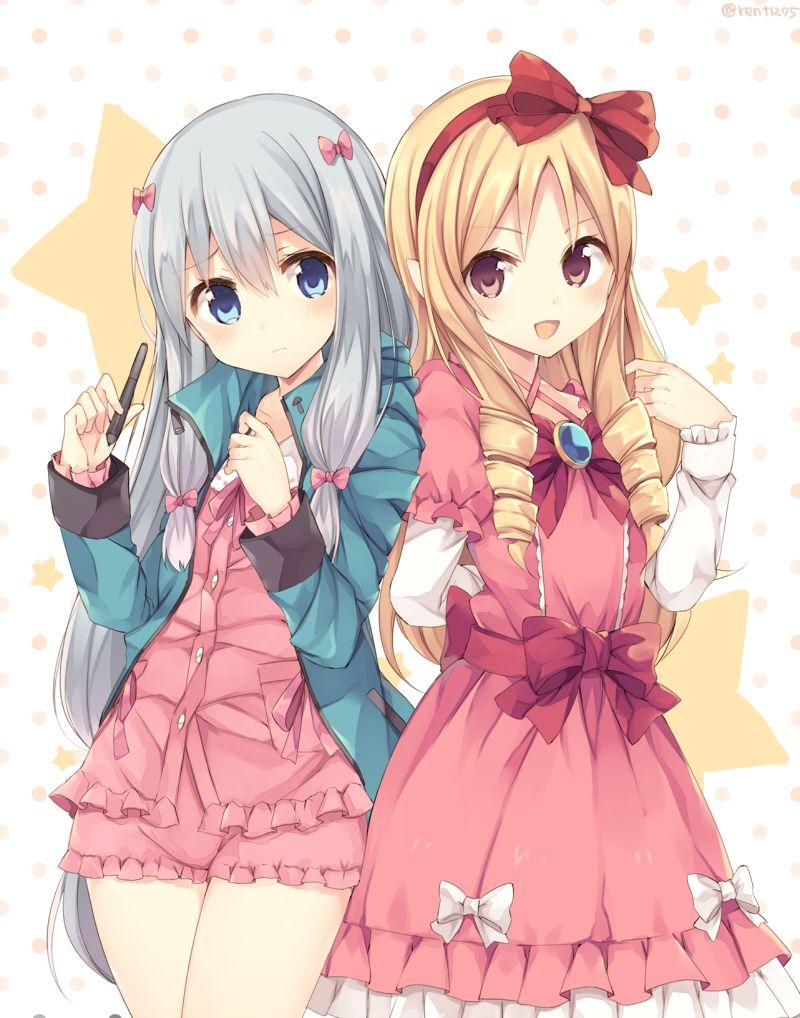 Pin de yuuta em anime em pinterest anime manga e elves