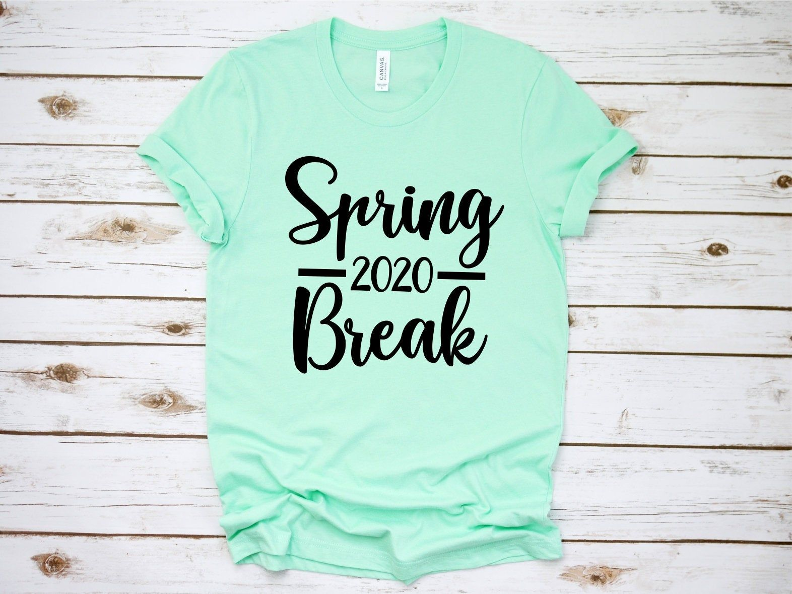 Spring Break 2020 Shirt, Spring Break outfit, Spring Break tee, Vacation Shirt, beach shirt, best friend shirts, best friend outfit