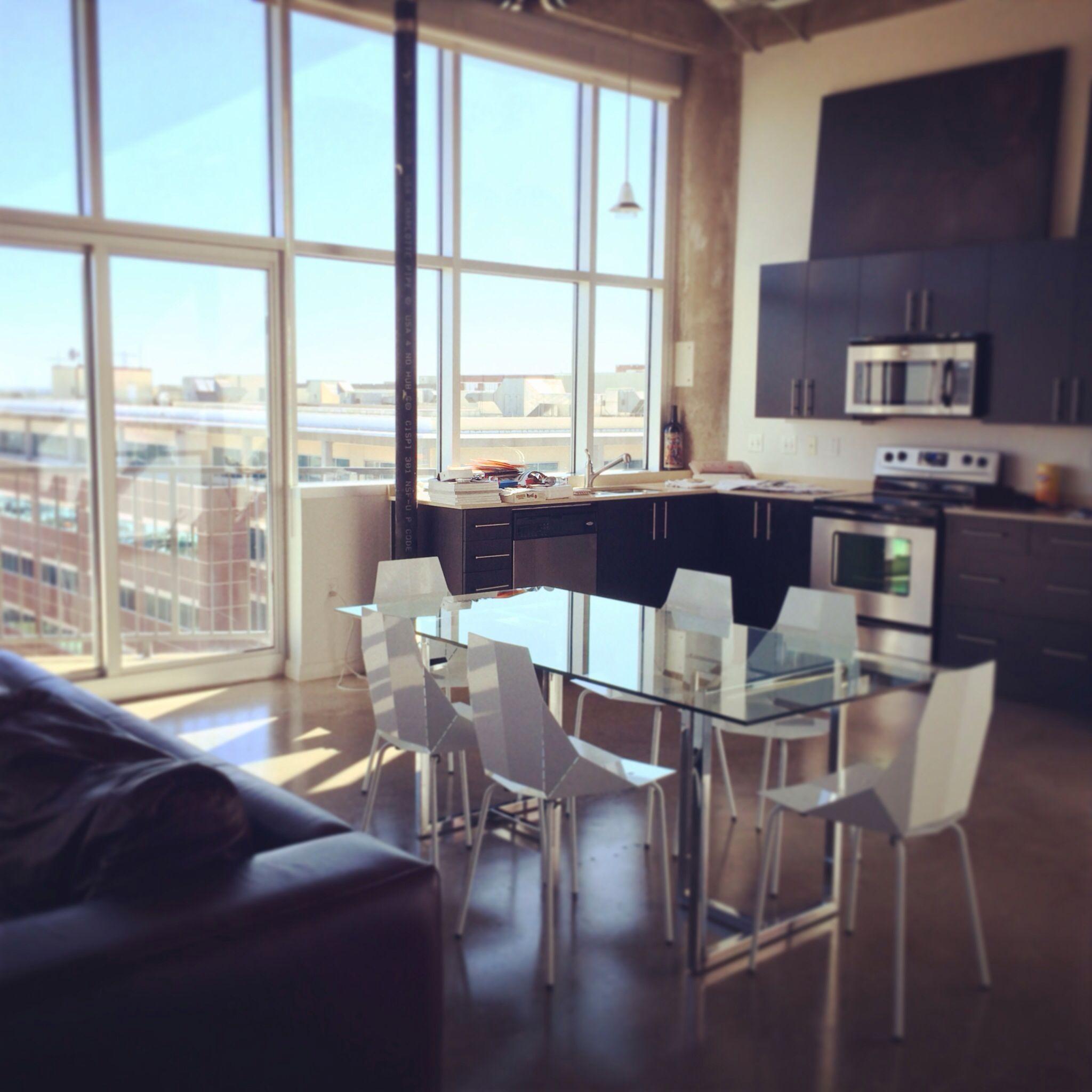 New Dining Room Set Up Table From Cb2 Http M Cb2 Com Silverado