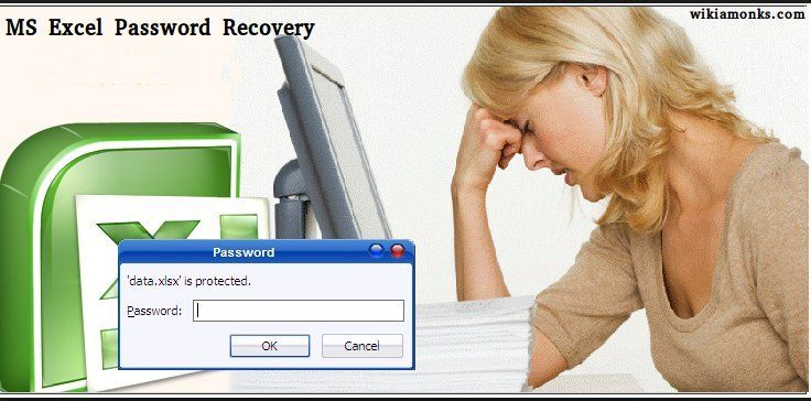 How to recover ms excel password excel passwords recover