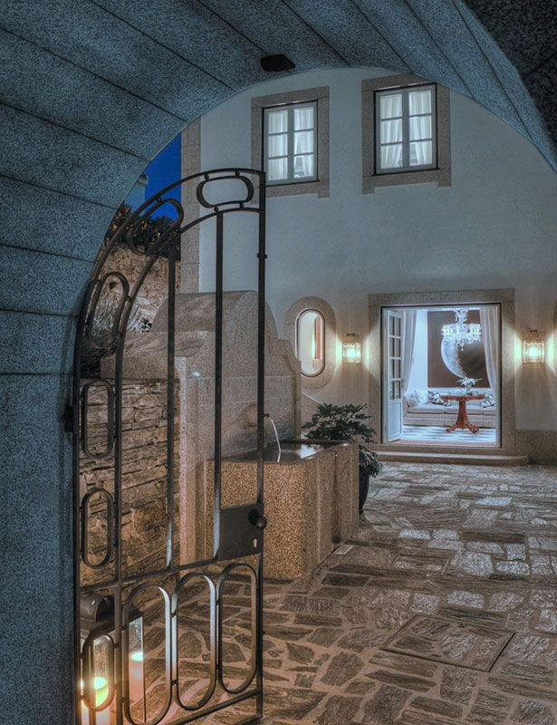 PRIVATE PLACES - OITOEMPONTO - Architecture & Interiors