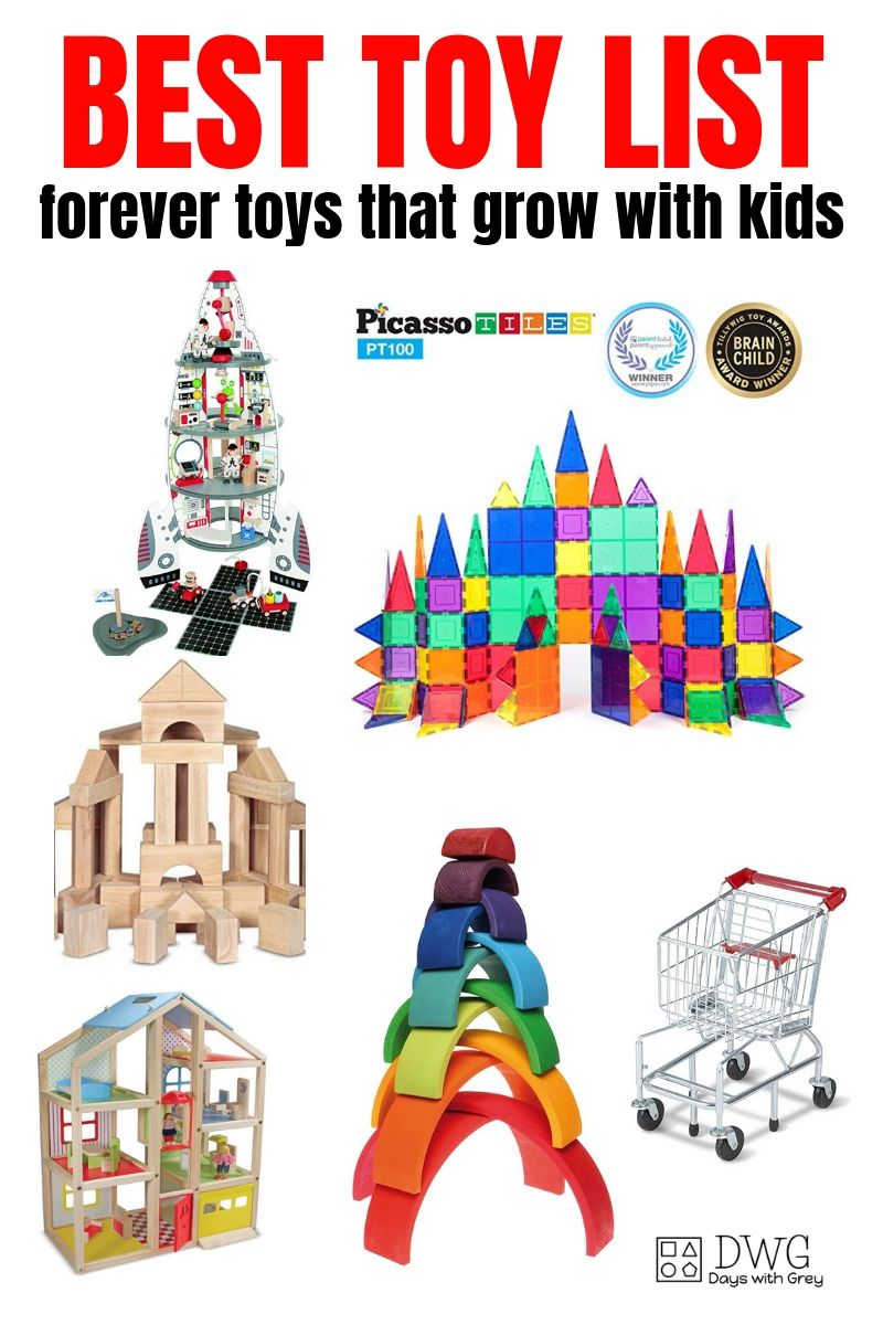 toys for kids gift guide for kids holiday gifts best gifts for kids toys to grow with toddler toys two years old three years old four years old  [ 800 x 1200 Pixel ]