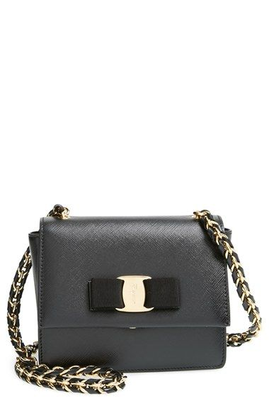 1e612f1456 Salvatore Ferragamo  Ginny - Mini  Crossbody Bag available at  Nordstrom