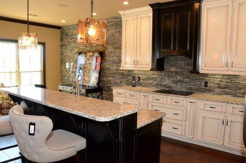 stunning kitchen design from nelson design group house plan: ndg