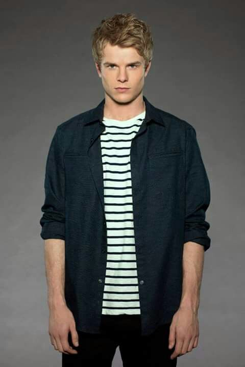 Graham Rogers stars as Caleb Haas on ABC's #Quantico.