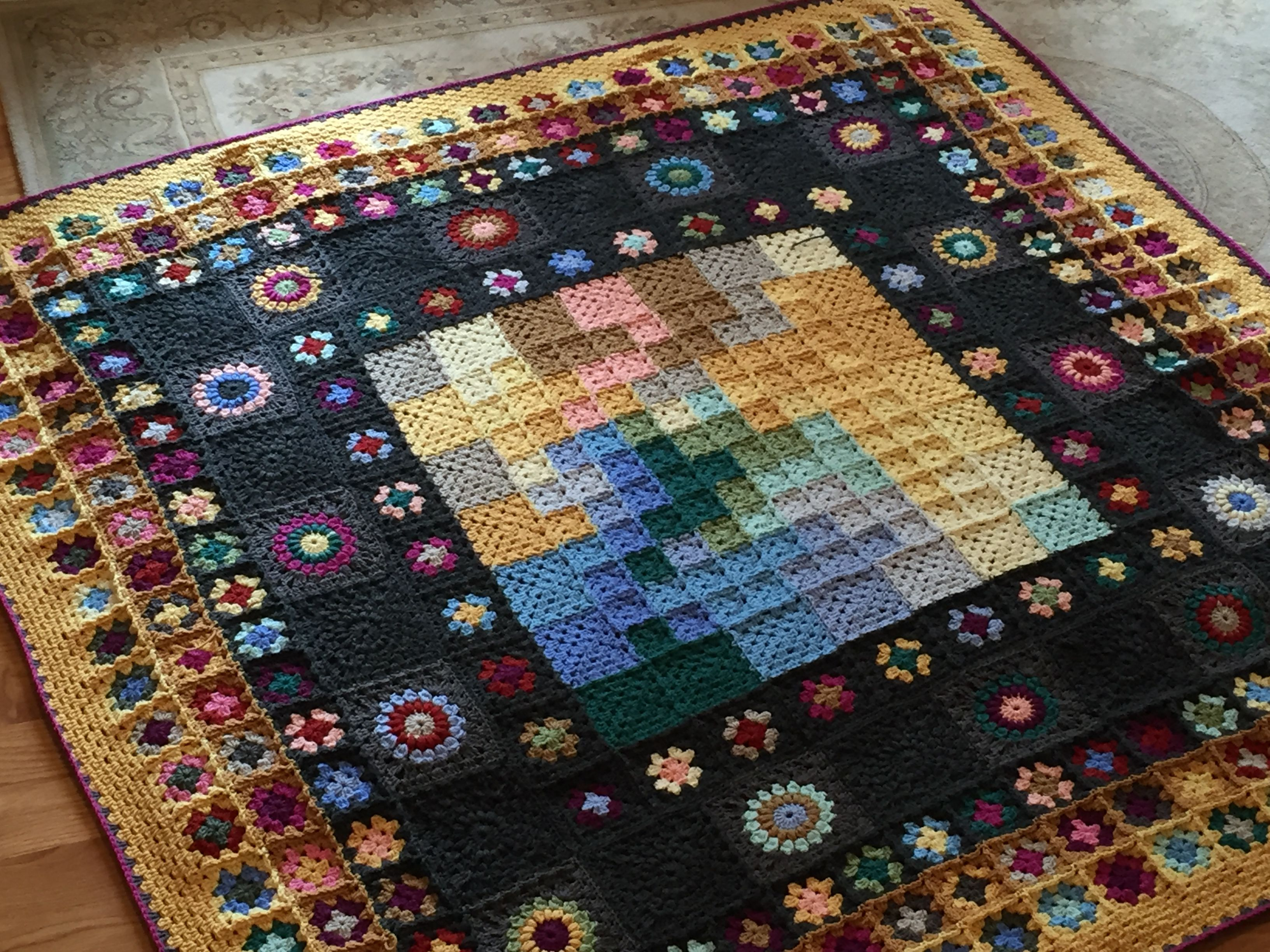 Pin von Susan Hauser auf Crochet & Needlework | Pinterest ...