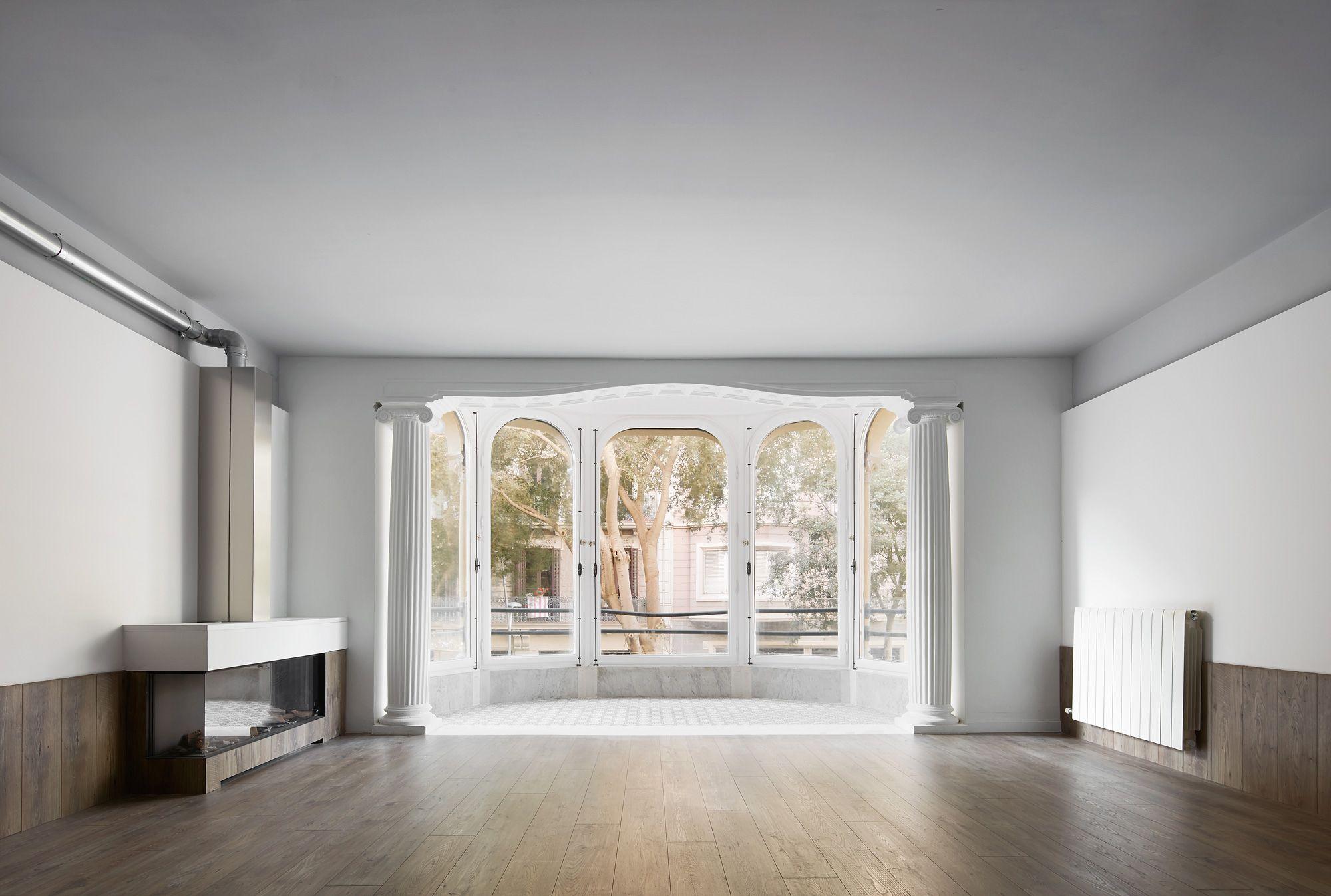 Appartement Tamarit   Barcelona / Foto: José Hevia