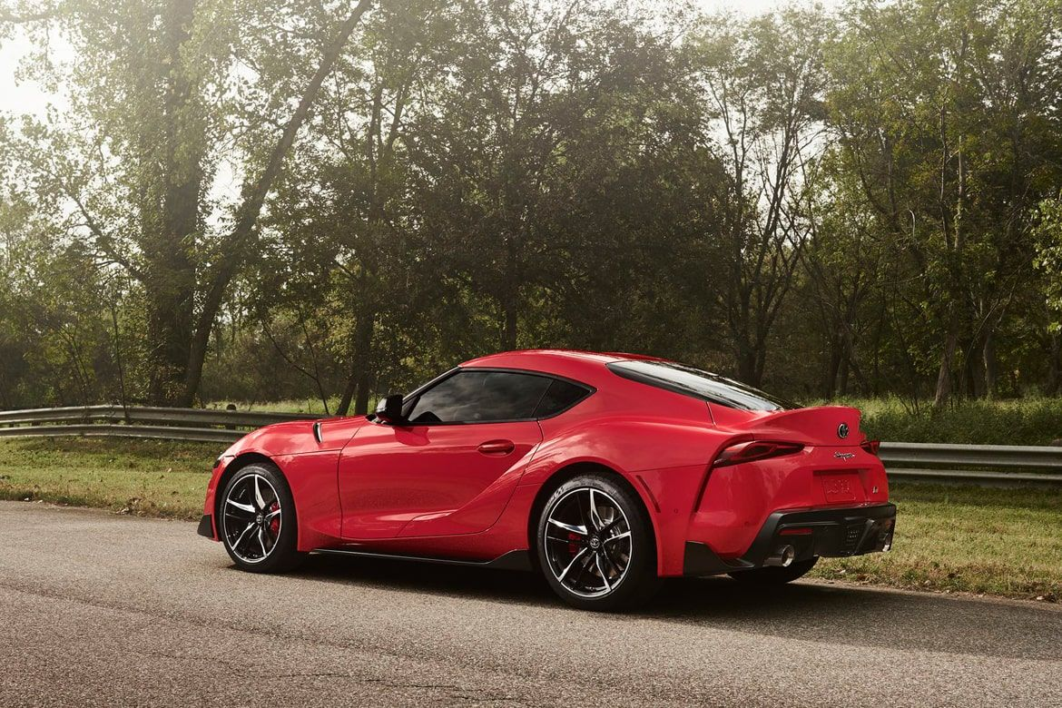 2020 Toyota Gr Supra First Look Review Build Price Option In 2020 Toyota Supra Supra Toyota