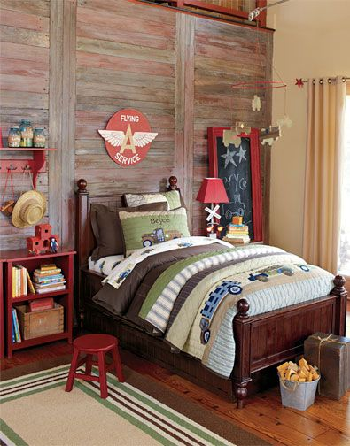 Boy Bedroom Ideas Decorating Pottery Barn Kids