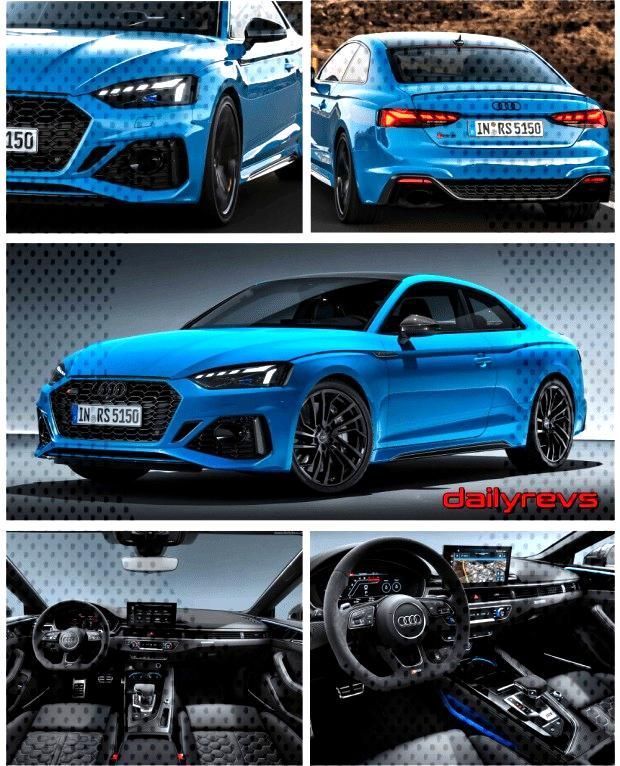 2020 Audi RS5 Coupe | :