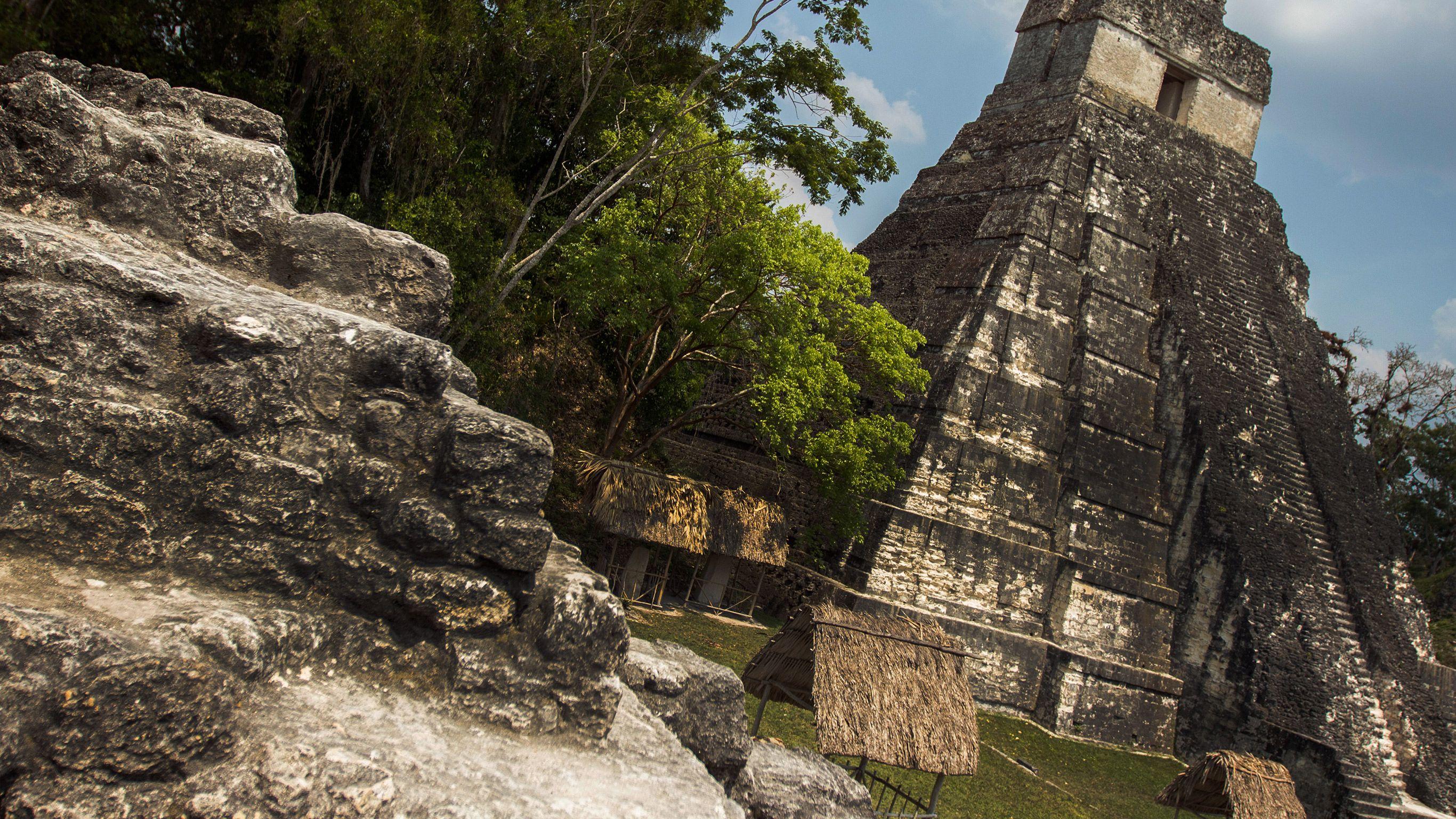 Mystery Maya And An Ancient Civilization At Tikal Tikal Ancient Mayan Travel