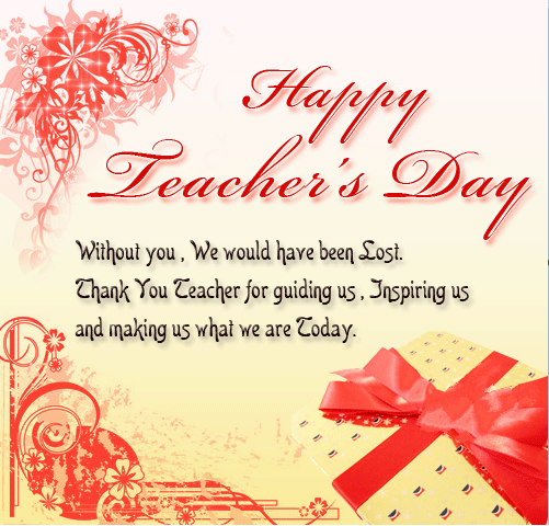 Happy Teacher Day Quotes Images Pictures Hd Wallpapers For Kids 2015 Happy Teachers Day Wishes Teachers Day Wishes Happy Teachers Day