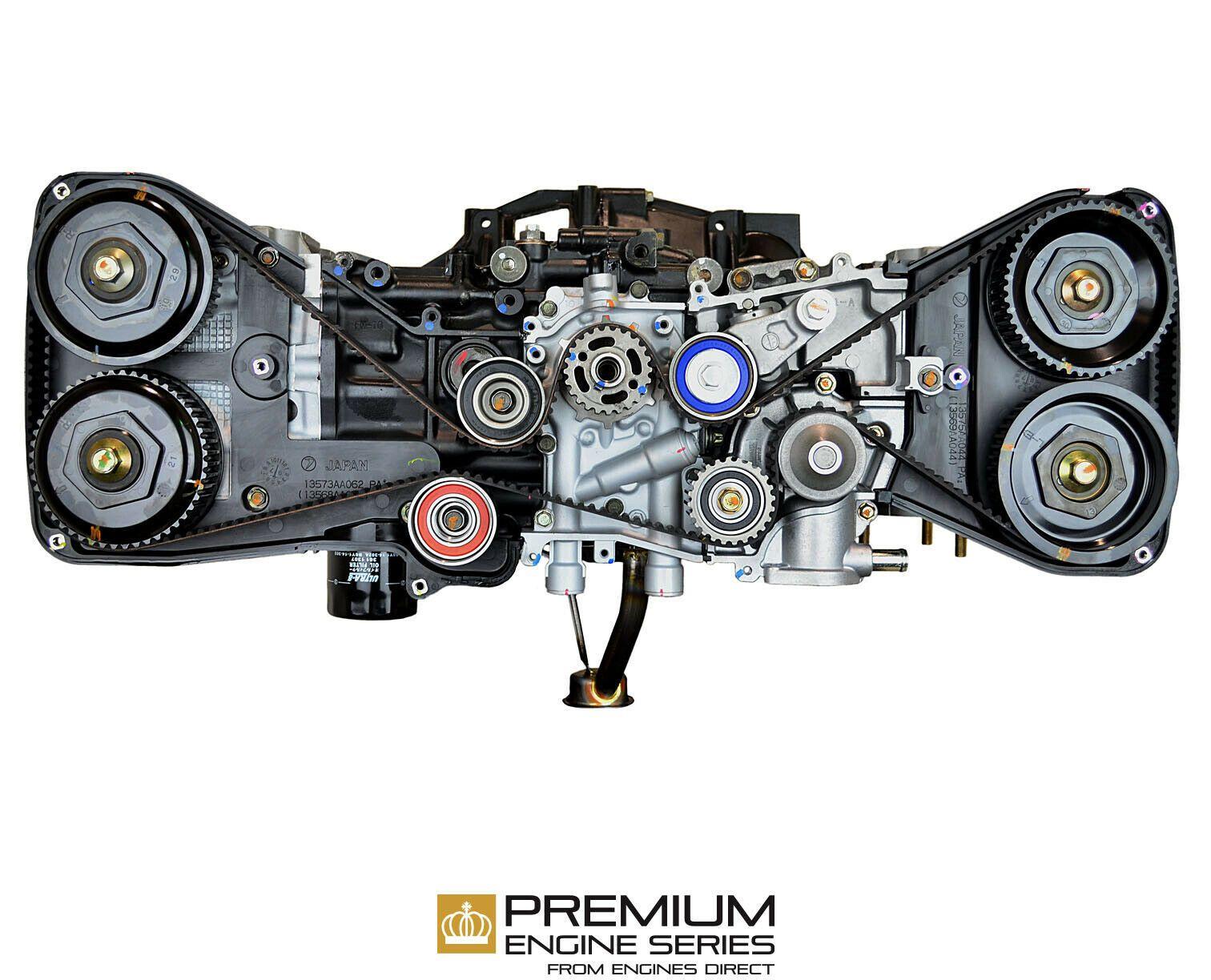 Ej25 Engine Motores