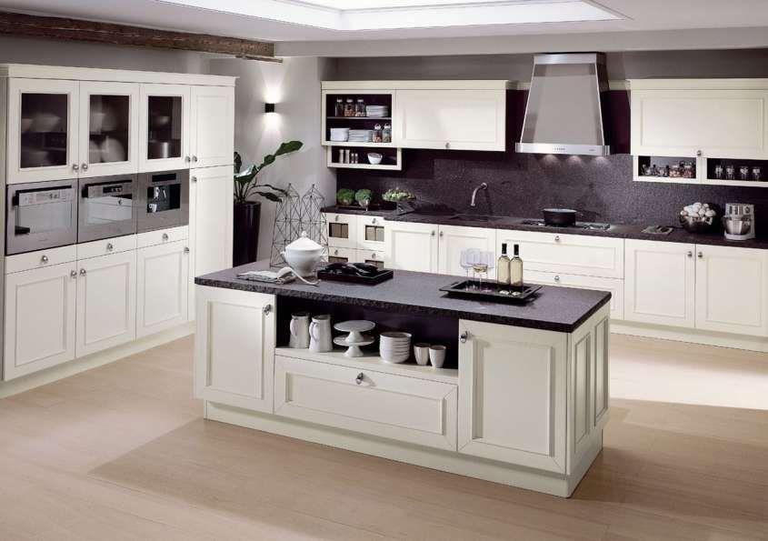 Abbinare il pavimento al rivestimento della cucina | Abbinare il ...