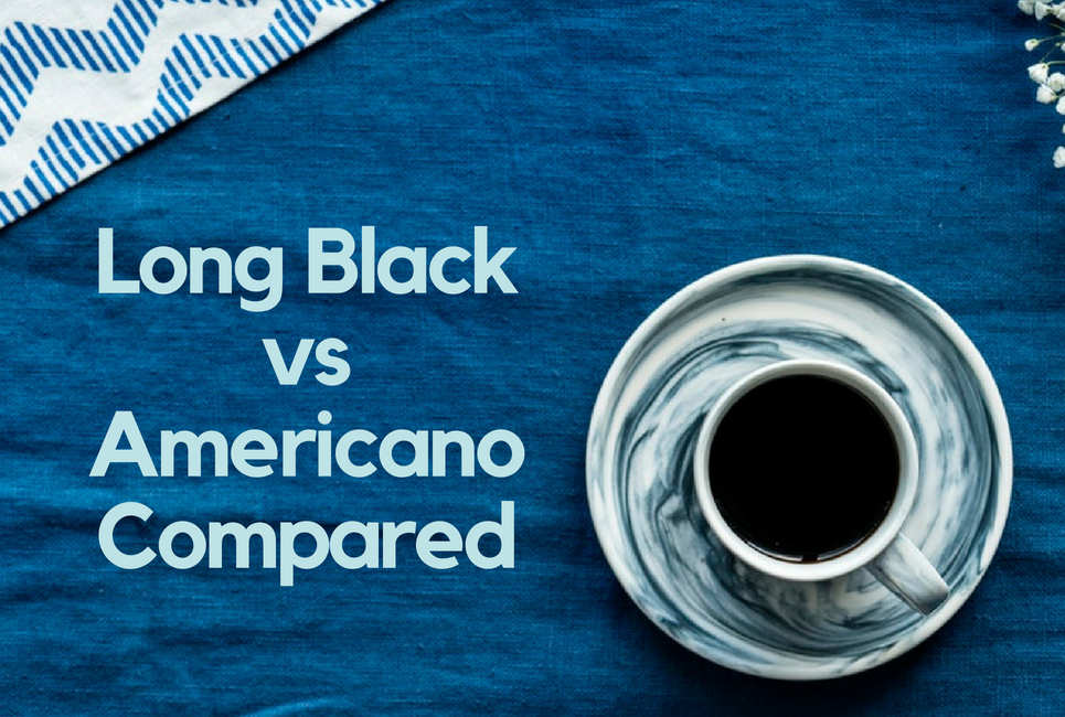 Long Black vs Americano Which is Best? Long black