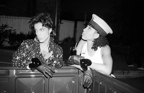 Prince & Cat Glover