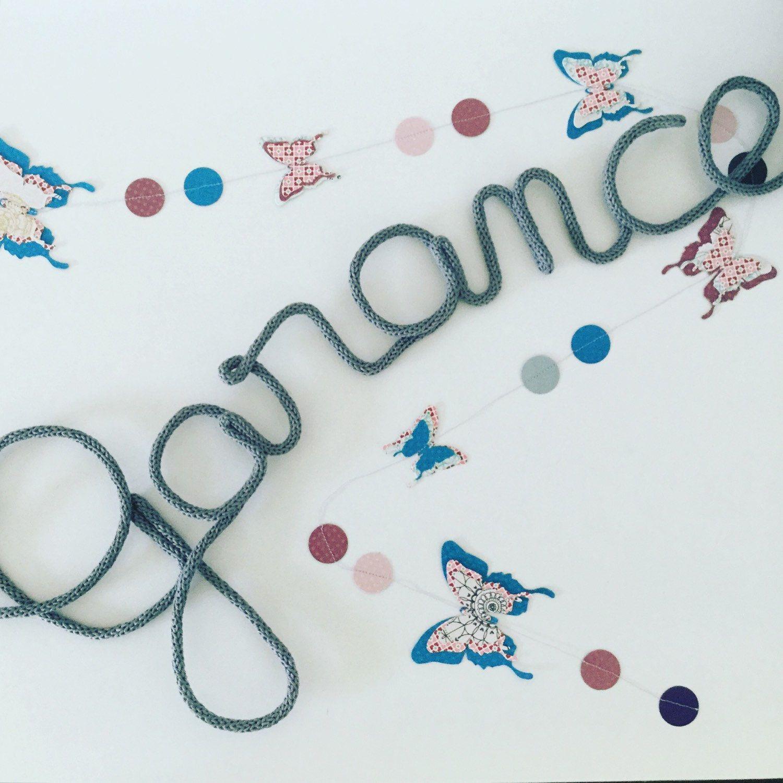 Pr nom en laine pr nom en tricotin les mots mumzl pr nom fille prenom tricotin et le prenom - Garance prenom ...