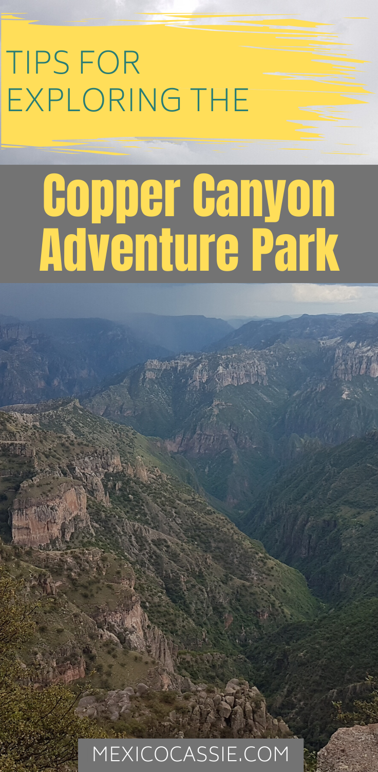 Everything You Need To Know About Visiting The Copper Canyon Adventure Park Adventure Park Mexico Family Vacation Mexico Tourism