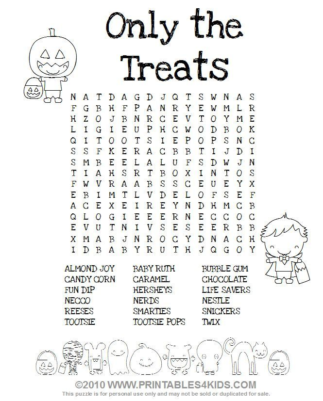 2nd Grade Word Search Fall: Hard Printable Word Searches For Adults