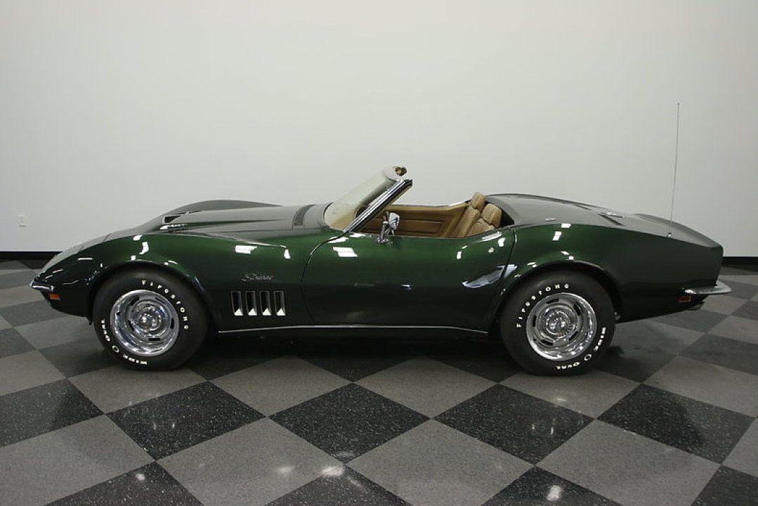 1969 Chevrolet Corvette for sale near Lutz, Florida 33559 ...