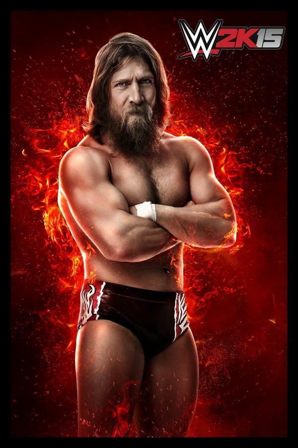 Daniel Bryan Wwe 2k15 Daniel Bryan Wwe Daniel Bryan Pro Wrestling