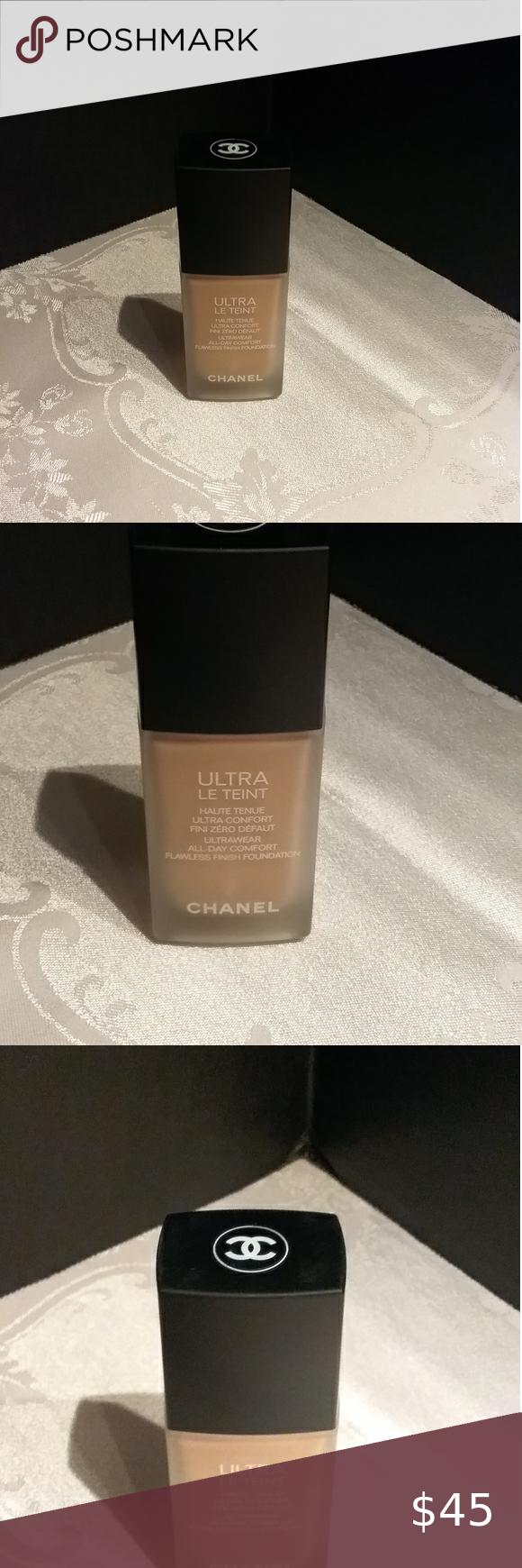 Chanel Ultra Le Teint Haute Tenue Foundation BD41 NWT in