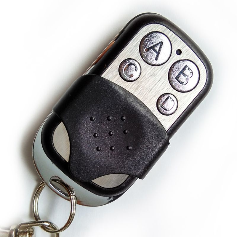 gate remote key opener control door universal genie keychain garage cloning fob doors electric