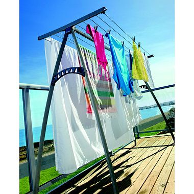 Hills® Portable 170 Clothes Airer Dryer   From Lakeland