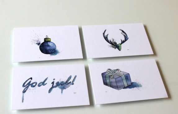 gift tag by Blend by Eli