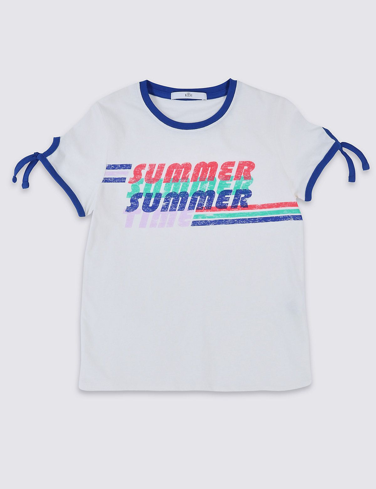 a74a80c327c Pure Cotton Summer T-Shirt (3-16 Years) in 2019