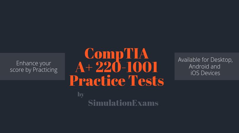 Comptia Cloud Certification Study Guide Comptia A 220 1001 Certification Practice Tests Comptia A