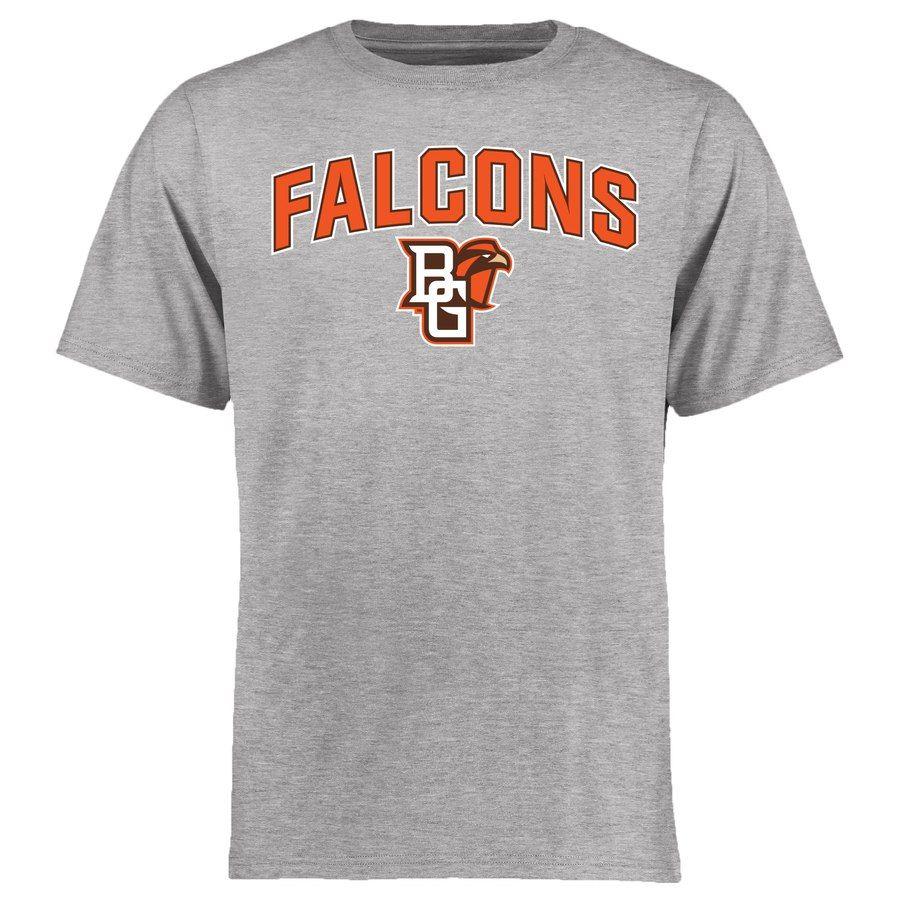 Bowling Green St. Falcons Ash Proud Mascot TShirt T