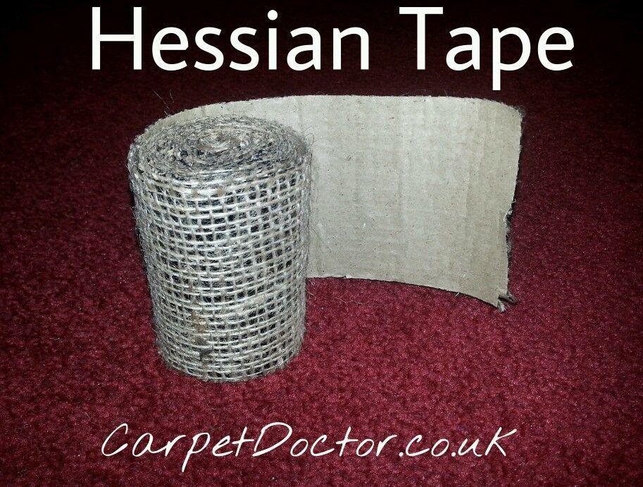Carpet Repair Tape Hessian Webbing For Carpet Repairing Rug Repairs Carpet Repair Repair Tape Carpet Tape