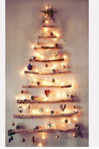 diy christmas tree ideas15
