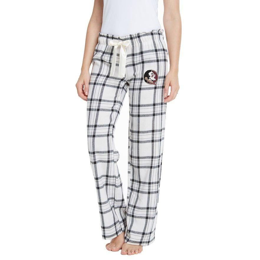 b28b54bf401 Women s Florida State Seminoles Flannel Pants in 2019